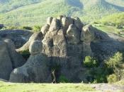 And more rocks at Meteora
