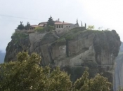 Another Monastery at Meteora