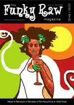 Funky Raw magazine issue 13
