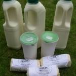 Raw Milk, Raw Cream and Raw Butter Delivered