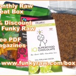 Monthly Raw Food Snack Box