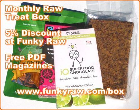 Raw Treat Box