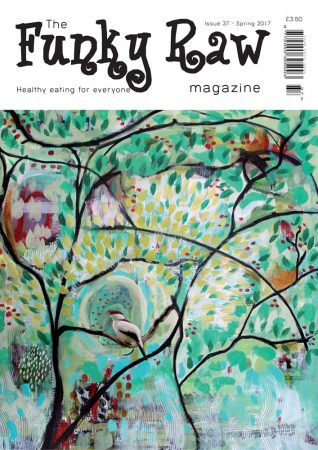 Funky Raw Magazine Issue 37, Spring 2017
