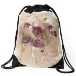 Vibrations Drawstring Bag